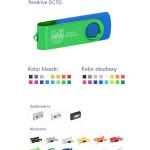PENDRIVE USB - OCTO