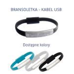 BRANSOLETKA - KABLE USB